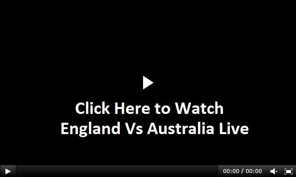 England Vs Australia Live Streaming